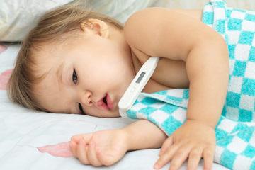 Phòng ngừa viêm phế quản ở trẻ em