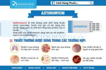 Hướng dẫn sử dụng kháng sinh nhóm Macrolid