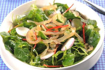 Cách chế biến rau càng cua – vừa thơm ngon lại tốt cho sức khỏe