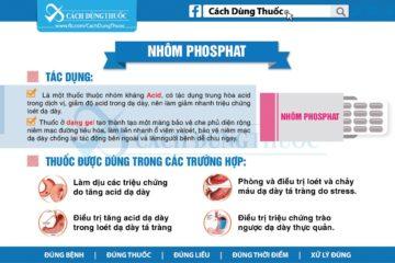 nhôm phosphat