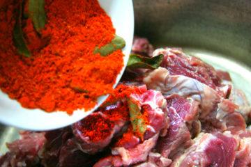 Các thực phẩm có nguy cơ nhiễm bột sắt?