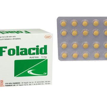 thuốc folacid