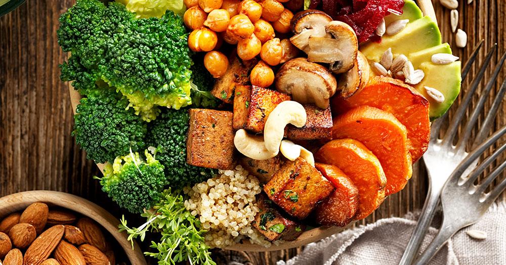 protein từ thực vật
