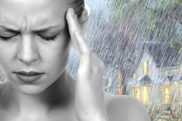 Những điều cần lưu ý khi bị đau đầu do thời tiết