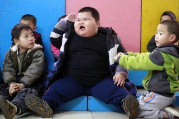 Phát hiện mới: béo phì ở trẻ có thể được dự đoán từ sớm