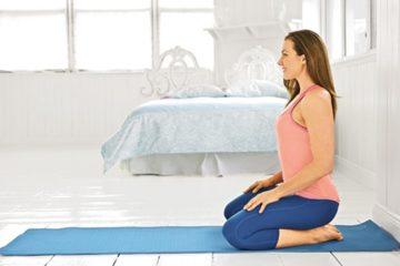 Các động tác Yoga giúp giải tỏa stress hiệu quả