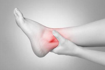 Những điều cần biết về đau mắt cá chân