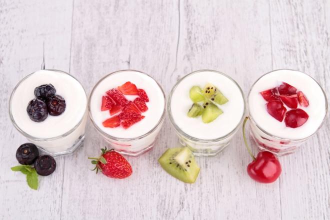 Tác dụng của sữa chua đối với sức khoẻ