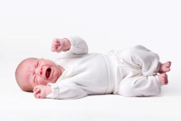 Thêm một nghiên cứu cho thấy vi khuẩn trong ruột có thể gây ra hội chứng colic ở trẻ