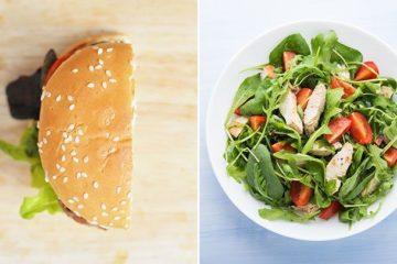Phương pháp : Ăn ít calo , no lâu hơn có tác dụng giảm cân không ?