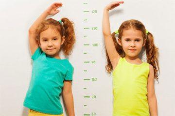 Dự đoán chiều cao trưởng thành của trẻ