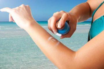 7 sai lầm khi dùng kem chống nắng