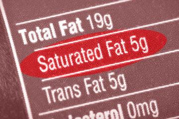 Bạn biết gì về chất béo bão hòa ?