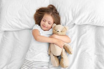 9 điều cần lưu ý về giấc ngủ của trẻ nhỏ