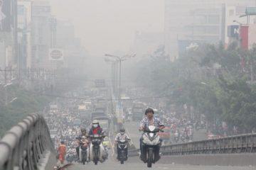 Khuyến cáo về ô nhiễm không khí Hà Nội
