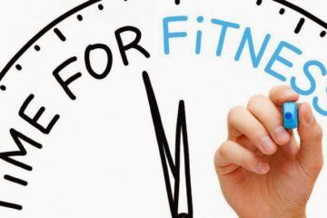 Thách thức vượt qua những rào cản của việc tập thể dục ( phần I )