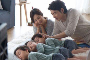 Ngủ trưa giúp trẻ nhỏ tăng cường trí nhớ