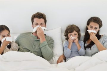 Cảm lạnh, cảm cúm – Chuẩn bị cho cuộc chiến