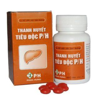 Thanh huyết tiêu độc P/H