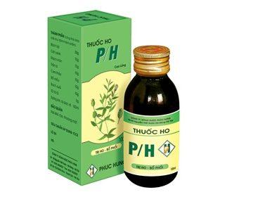 Thuốc ho P/H (thuốc ho Ph) của đông dược Phúc Hưng