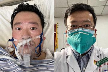 Bác sỹ đầu tiên cảnh báo về Corona virus, Li Wenliang đã tử vong