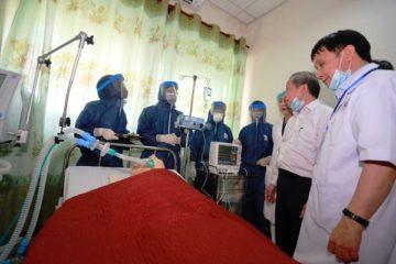 Cập nhật tình hình dịch bệnh nCoV tại Việt Nam