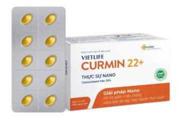 Top 5 sản phẩm từ nano curcumin giảm nhanh triệu chứng trào ngược dạ dày thực quản