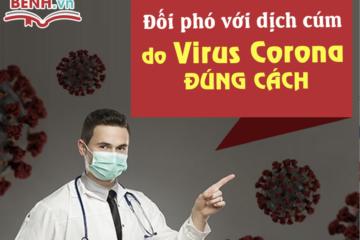 Hướng dẫn của BS Hoa Kỳ về dịch viêm đường hô hấp cấp do virus Corona (nCoV) gây ra