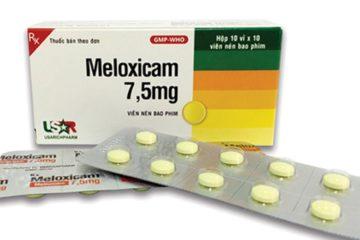 Một số thuốc điều trị viêm khớp dạng thấp theo phác đồ của Bộ Y tế