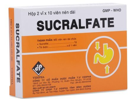sucrafalfate