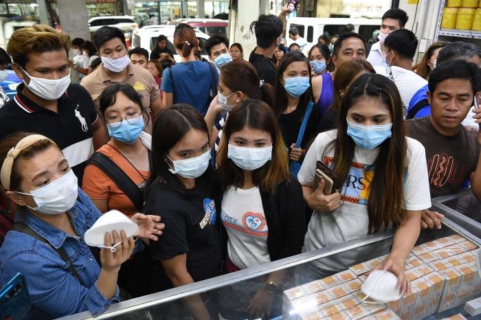Philippine công bố ca tử vong đầu tiên do virus Corona