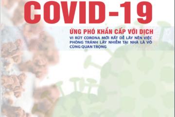 Hướng dẫn tự cách ly tại nhà, ứng phó với dịch do Covid – 19 của BV Phổi Trung ương