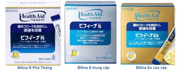 Men vi sinh Bifina từ tảo mặt trời chuyên dùng cho bệnh nhân viêm đại tràng