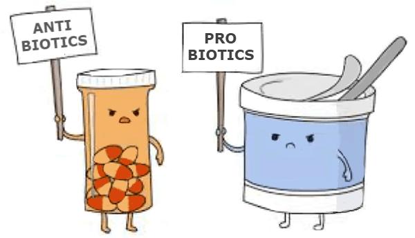 lua-chon-probiotics-thay-vi-khang-sinh