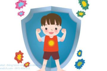 Mách nhỏ cha mẹ top 5 sản phẩm tăng cường miễn dịch tốt nhất cho trẻ