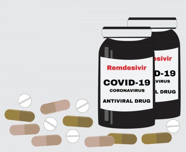 Thuốc remdesivir điều trị Covid 19
