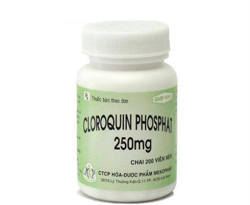 Giá thuốc Cloroquin sản xuất ở Việt Nam