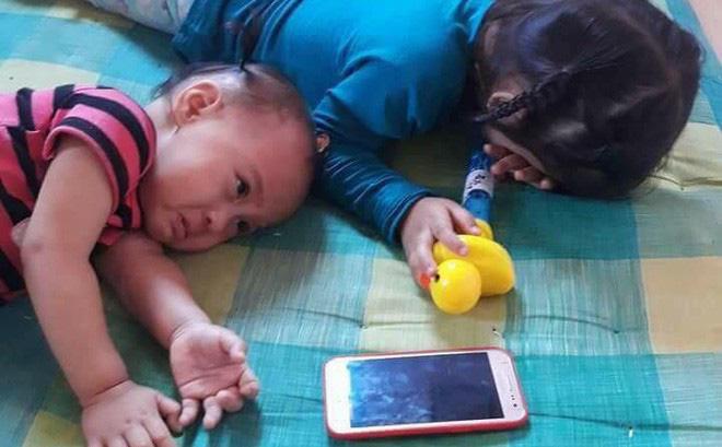 tác hại của điện thoại với trẻ: lệ thuộc