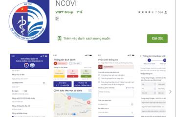 Hướng dẫn khai báo thông tin y tế toàn dân qua internet bằng ứng dụng NCOVI