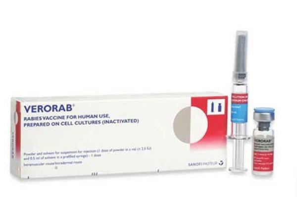 vắc xin ngừa dại