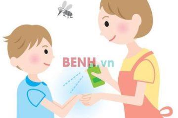 Review 6 loại xịt chống muỗi tốt nhất cho bé hiện nay