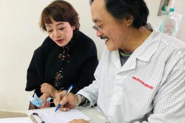 Nghệ sĩ Giang còi xác nhận ung thư vòm họng, đã di căn