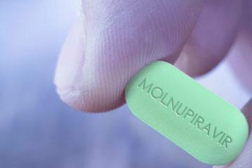 Thuốc kháng virus Molnupiravir và liệu trình 5 ngày ức chế SARS-CoV-2
